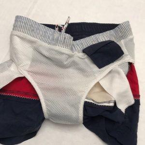 Tommy Hilfiger Swim - Tommy Hilfiger 3T Swimwear Trunk Shorts Pocket